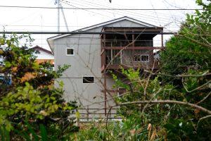 中央林間の家